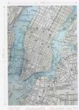 Denim & Co. Wall Pictures New York Street Map 157702 By Esta For Brian Yates